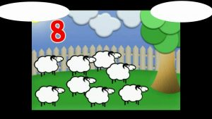 sheep-istgahekoodak.ir_-300x169 آموزش اعداد به انگلیسی توسط شمردن گوسفندان